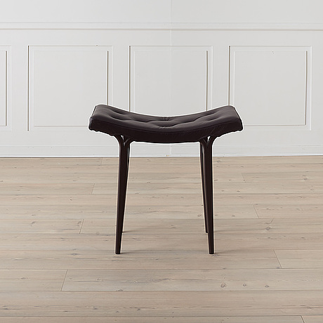 "A ""taburett anna"" stool by bruno mathsson/folkform designed 1945/2020."