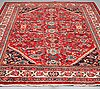 A carpet, old mahal probably, ca 350 x 249 cm.