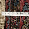 A carpet, a semi-antique/old lilihan probably, ca 306 x 165 cm.