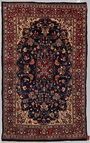 A rug, sarouk, ca 208 x 129 cm.