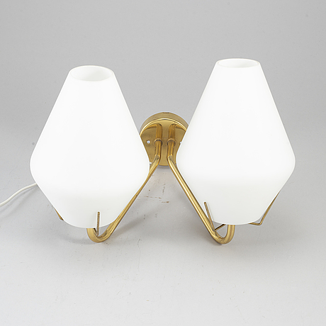 A asea wall lamp from the mid 20th century.