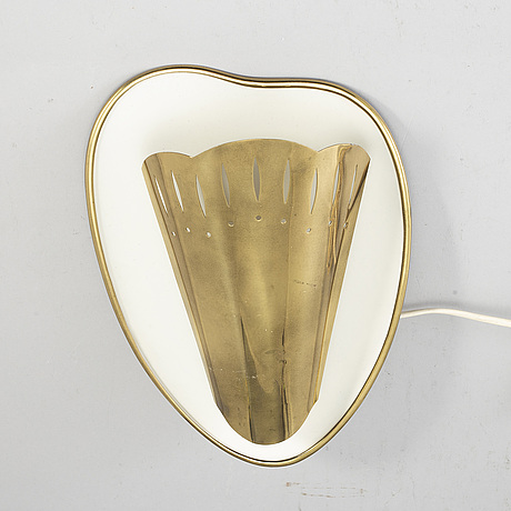 A italian 1950's wall lamp.