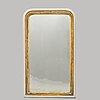 Spegel troligen frankrike omkring 1900.