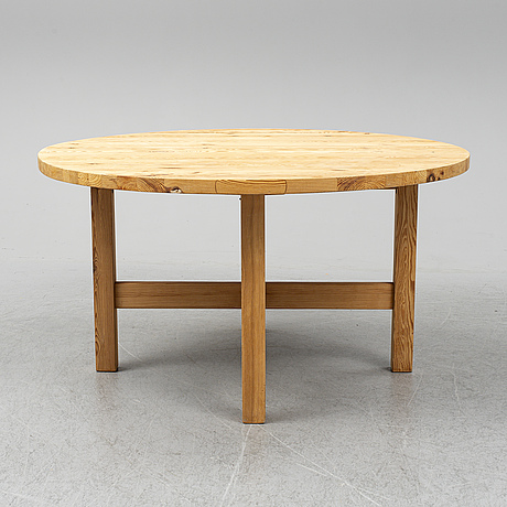 Roland wilhelmsson, table, late 20th century.