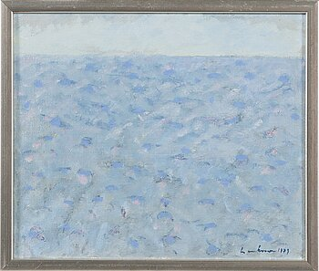TERO LAAKSONEN, oil on canvas, signed and dated 1979.