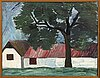A painting by gertrud wieselgren,
