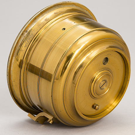 Victor kullberg, (1824-1890), marine chronometer, 115 mm.