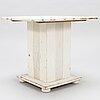 Eliel saarinen, 5-piece nursery furniture set 'elsa' for oy stockmann ab, keravan puusepäntehdas, finland 1918.
