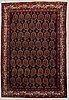 A rug, old, hamadan 190 x 130 cm.