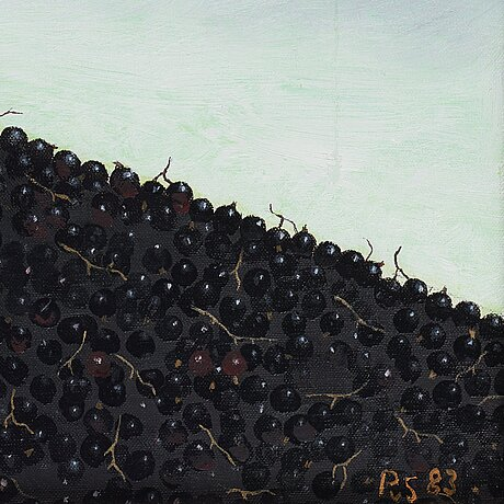 Philip von schantz, black currant.