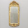 Spegel rokoko 1700-talets mitt.
