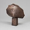 Lisa larson, sculpture, bronze, signed and numbered 255.