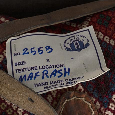 Old mafrash soumakteknik. höjd ca 43, längd 120 och djup 42 cm.