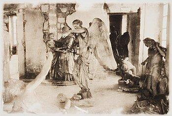 "1055. Deborah Turbeville, Untitled from ""Unseen Versailles"", 1980-1981."