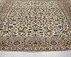A carpet, kashan 410 x 315 cm.