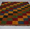 A carpet, kilim, ca 283 x 195 cm.