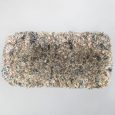 Oiva toikka, a rug made by sirkka paikkari loomsterstudio, finland 2000.
