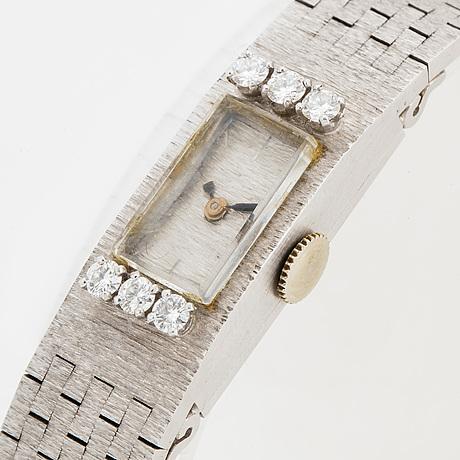 Wristwatch, 11 mm.
