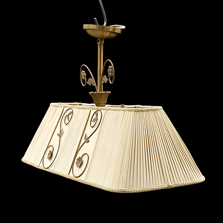 A ceiling lamp from the 1030's-/40's.