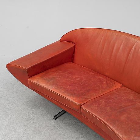 """Johannes andersen, soffa, """"capri"""", trensum, sverige, 1900-talets andra hälft."""