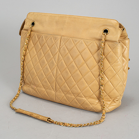 Chanel, shopper bag, 1989-1991.