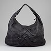 Bottega veneta, a hobo leather bag.
