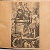 "A book, ""suecia antiqua et holdierna"", erik dahlberg, 1856."