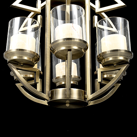 A celing light, 1970s.