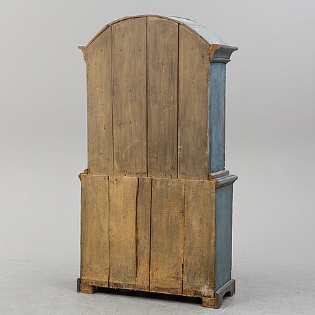 SkÅp, allmoge, daterad 1806.