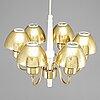Hans-agne jakobsson, a t526 ceiling light. markaryd, sweden.