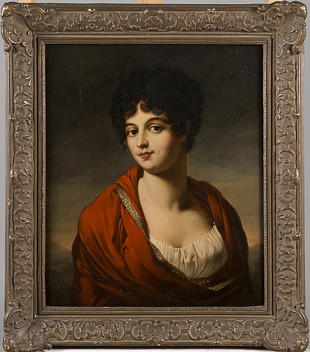 Unknown artist 19th century. unsigned. oil on reinforced panel 46.5 x 57.5 cm.