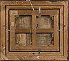 OkÄnd konstnÄr 1700/1800-tal, osignerad. olja på uppfodrad duk 31 x 37 cm.