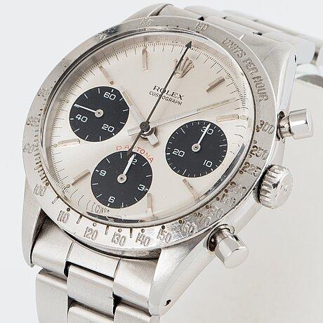 "Rolex, cosmograph, daytona, chronograph, ""cherry red"", ""units per hour 300""."