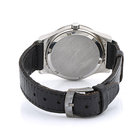 Omega, geneve, wristwatch, 36 mm.