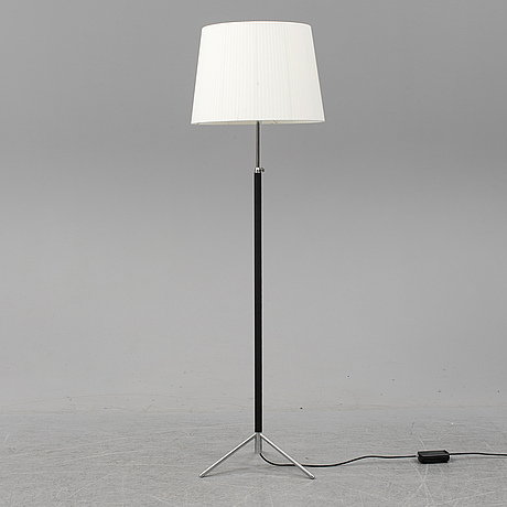 Three contemporary floorlamps by santa & cole.