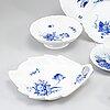 40 pcs of porcelain from royal copenhagen.