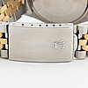 Rolex, oyster perpetual, chronometer, wristwatch, 34 mm.