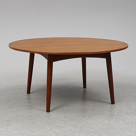 Hans j wegner, coffee table, andreas tuck, denmark.