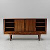 A 1960's/1970's rosewood sideboard, denmark.