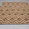 A carpet, flat weave, ca 240 x 170 cm.