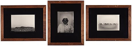 Denise grünstein, photograph triptyche signed and numbered ap 8/12.