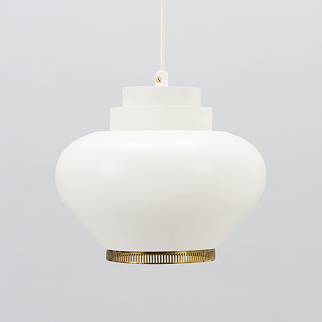 Alvar aalto, pendant light 'a 333' for valaistustyö.