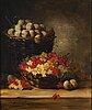 Bernard neuville, oil on canvas, signed.