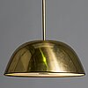 Paavo tynell, a mid-20th century '1953' pendant light for idman.