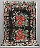 A carpet, kilim besarabian, ca 336  x 200 cm.