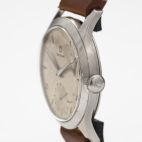 Omega, wristwatch, 34 mm.