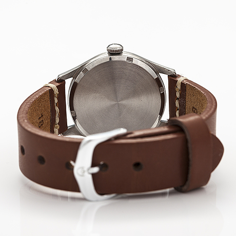 Omega, armbandsur, 34 mm.