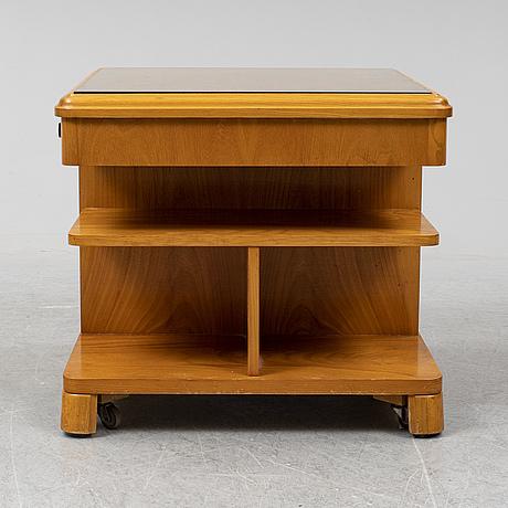A 1930s bar table.