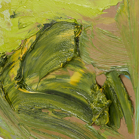 """Maaria mÄrkÄlÄ,fromtheseries""""ihavepaintedlight""""(green)."""