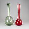 Arthur percy, vaser, 2 st. glas.